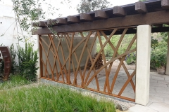 corten-steel-custom-carport-divder